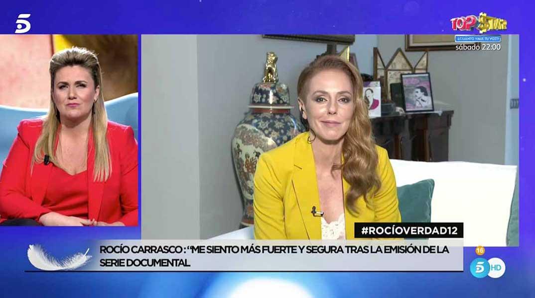 Rocío Carrasco - 'Rocío. Contar la verdad para seguir viva' © Telecinco