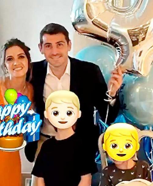 Sara Carbonero le prepara una fiesta a Iker Casillas por su 40 cumpleaños