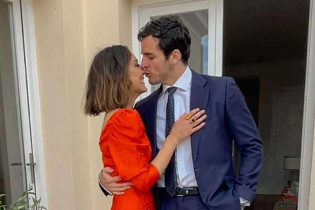 Tamara Falcó desmiente su ruptura con Íñigo Onieva