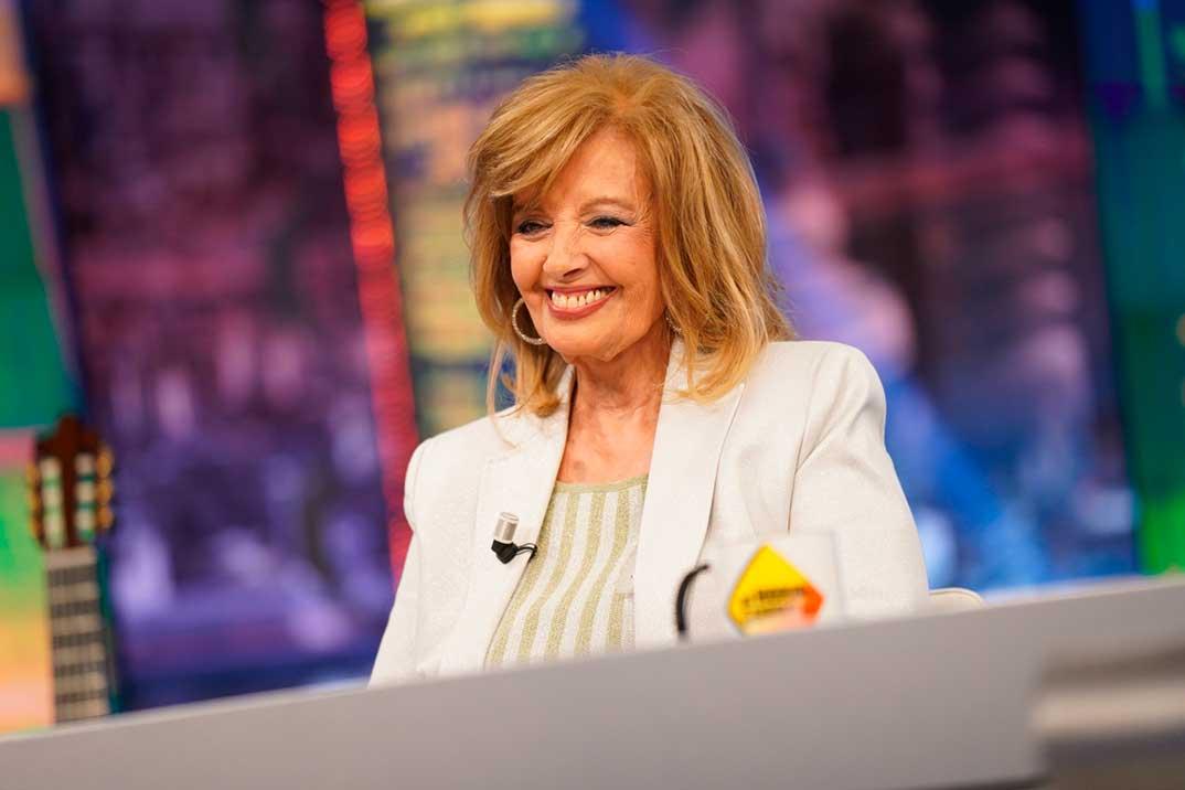 Preocupación por María Teresa Campos tras su entrevista en 'El Hormiguero'