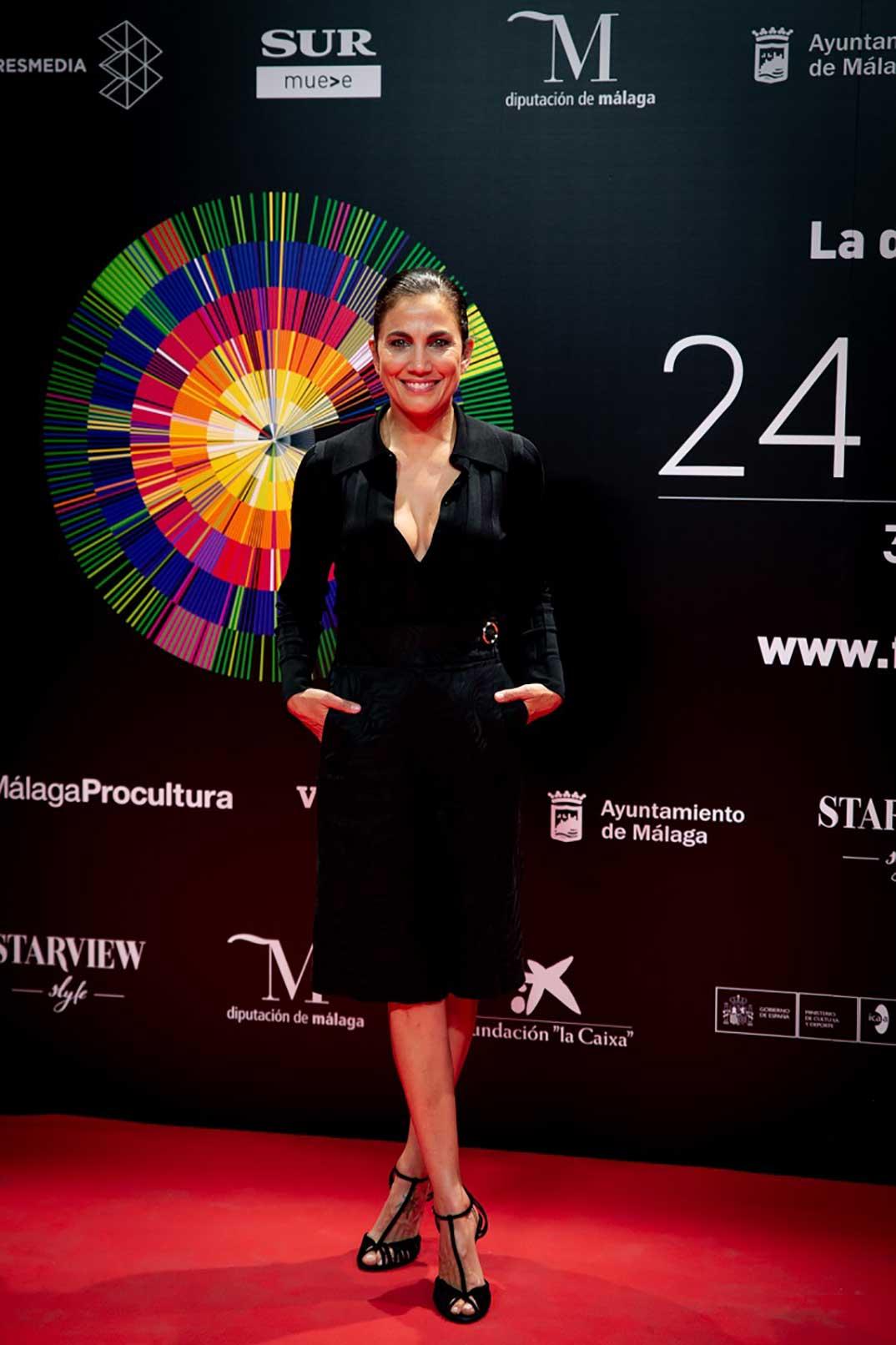 Toni Acosta © Festival de Cine de Málaga 2021