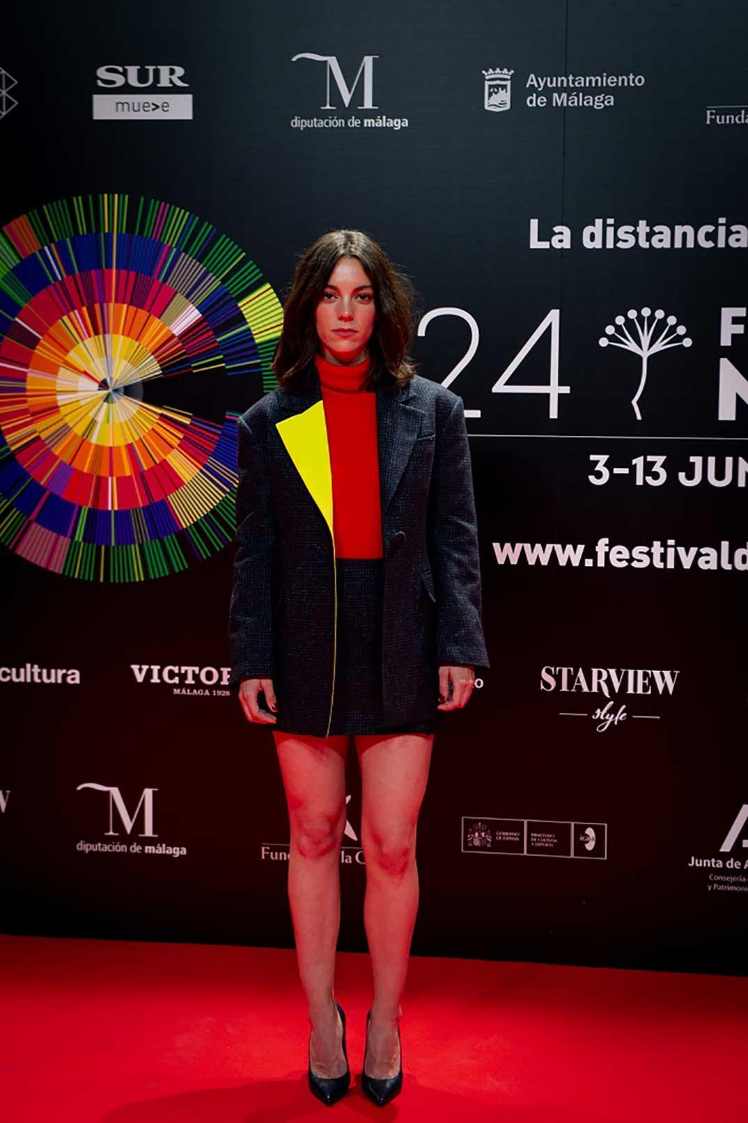 Vicky Luengo © Festival de Cine de Málaga 2021