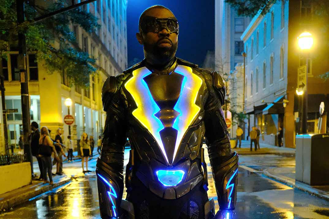 'Black Lightning 4': última temporada estreno en Netflix