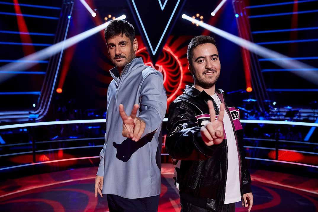 Melendi y Beret - La Voz Kids © Antena 3
