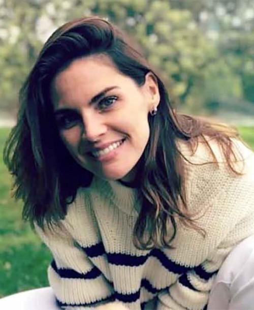 "Amaia Salamanca sobre Rosauro Varo: ""Siempre me he sentido muy orgullosa de él"""