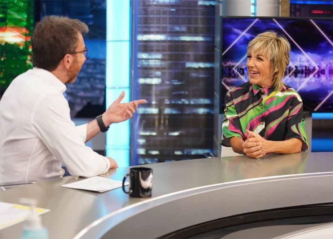 Ana Torroja - El Hormiguero © Antena 3
