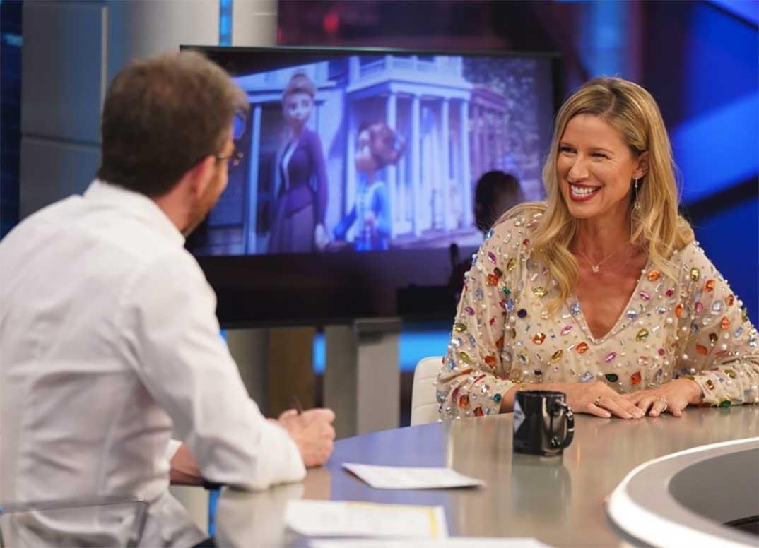 Anne Igartiburu - El Hormiguero © Antena 3