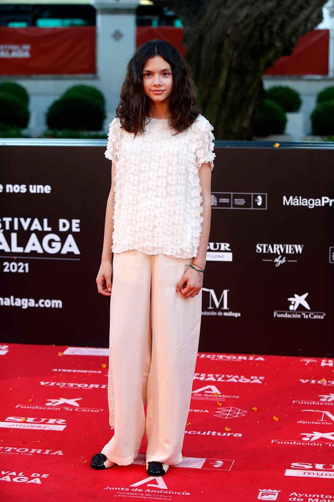 Ava Salazar - Festival Málaga 2021 © Alex Zea