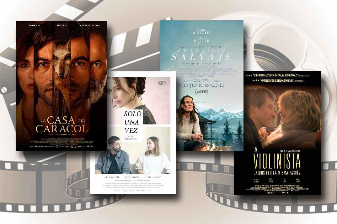 Estrenos de Cine de la Semana… 11 de Junio 2021