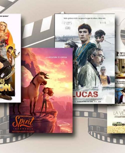 Estrenos de Cine de la Semana… 25 de Junio 2021