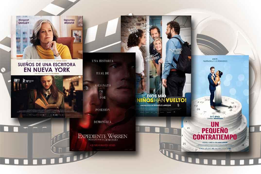 Estrenos de Cine de la Semana… 4 de Junio 2021