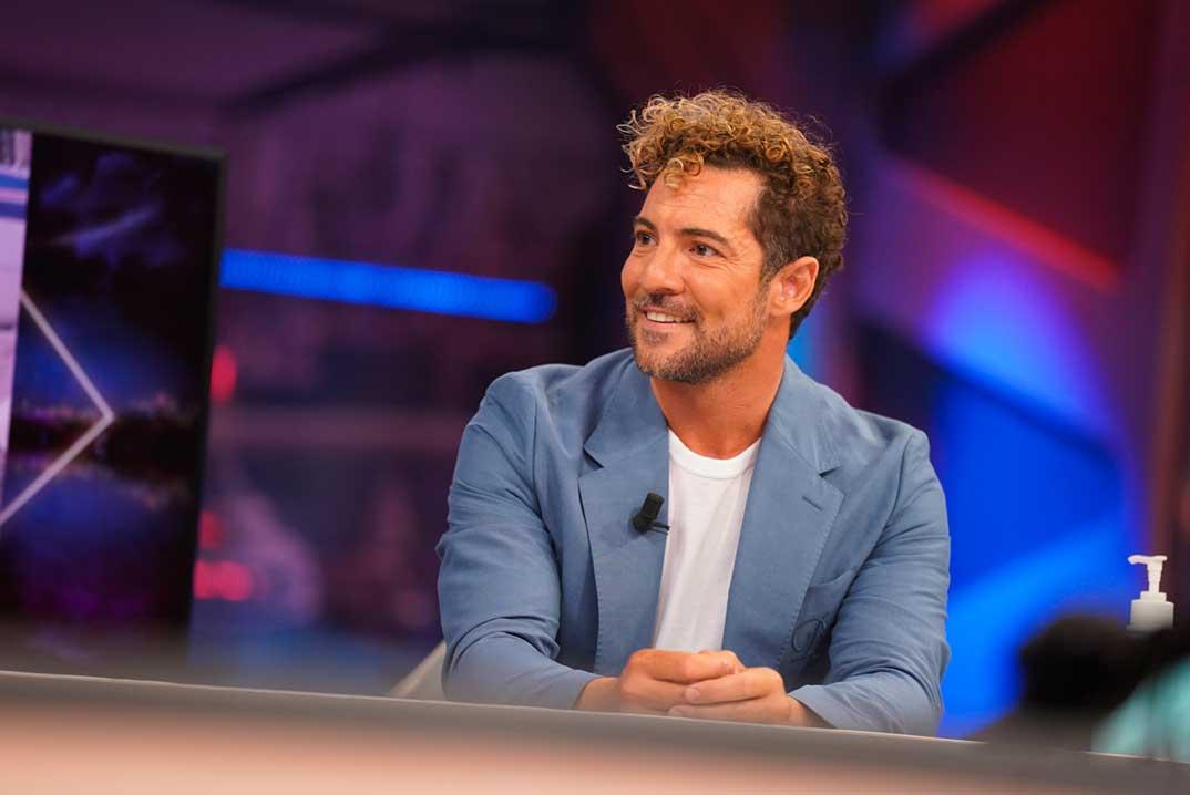 David Bisbal - El Hormiguero © Antena 3
