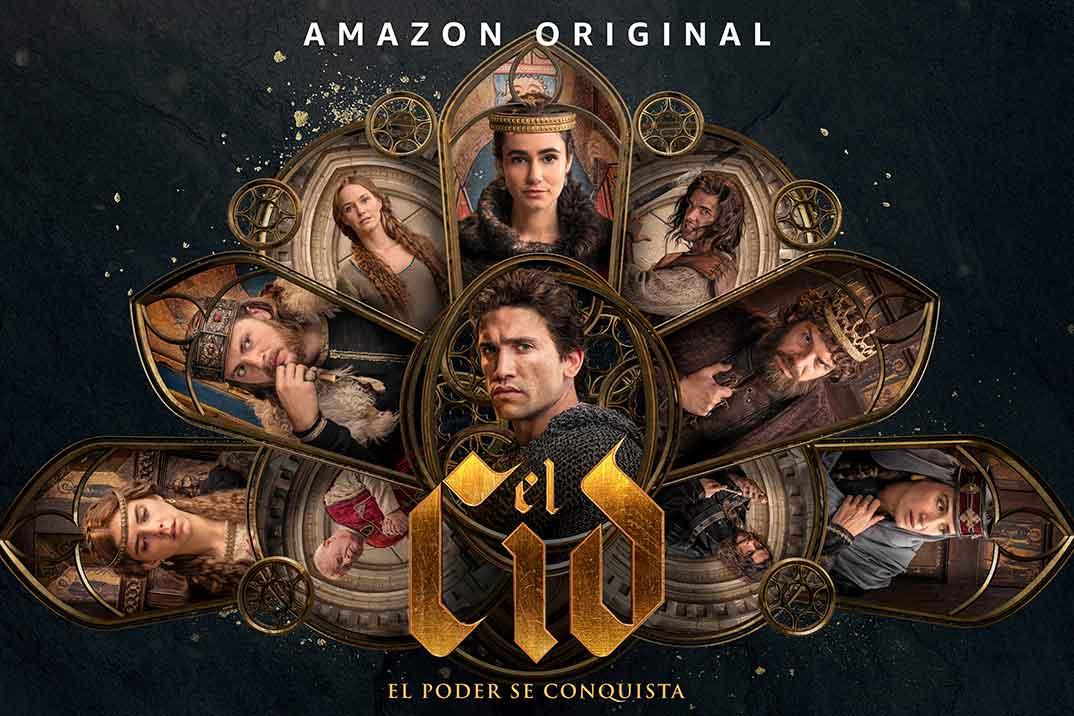 'El Cid' – Segunda Temporada – Estreno en Amazon Prime Video