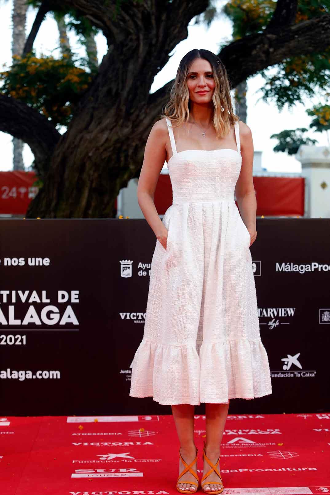 Elena Ballesteros - Festival Málaga 2021 © Alex Zea