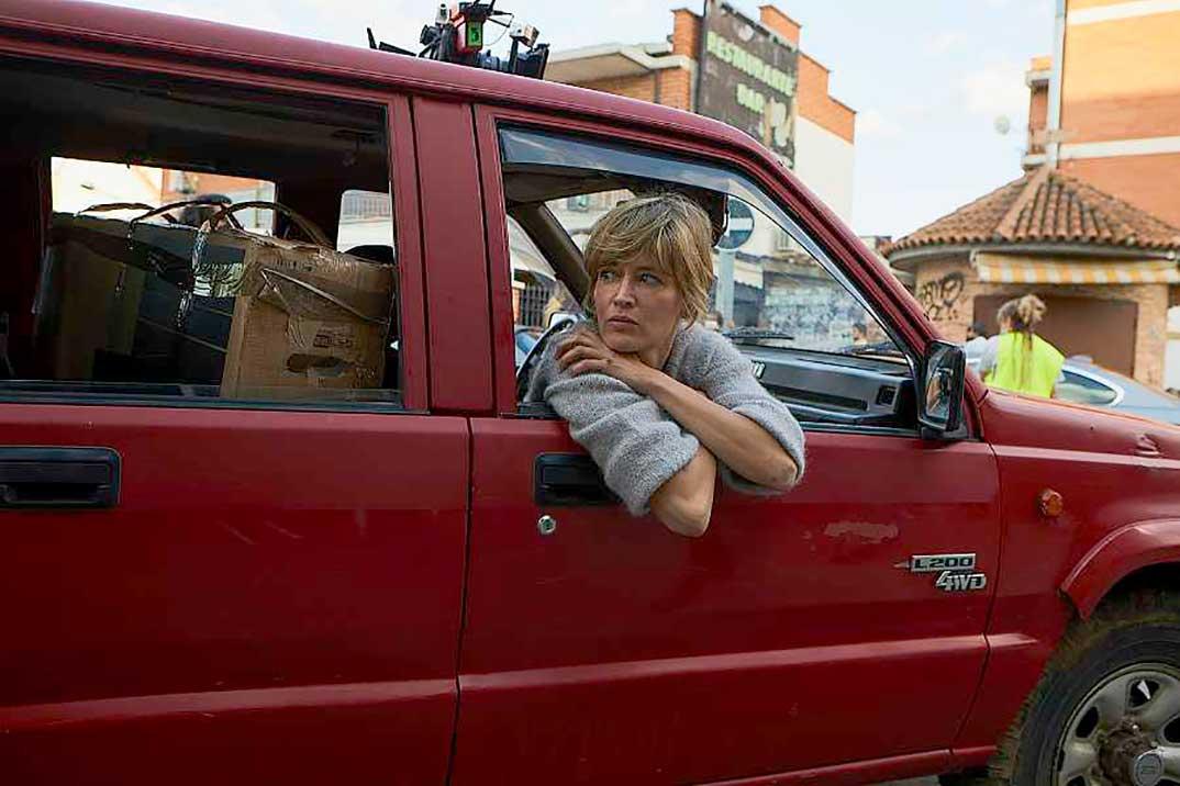 Marta Larralde se incorpora a la serie - HIT © RTVE/FEDERICO CALVO GUTIERREZ