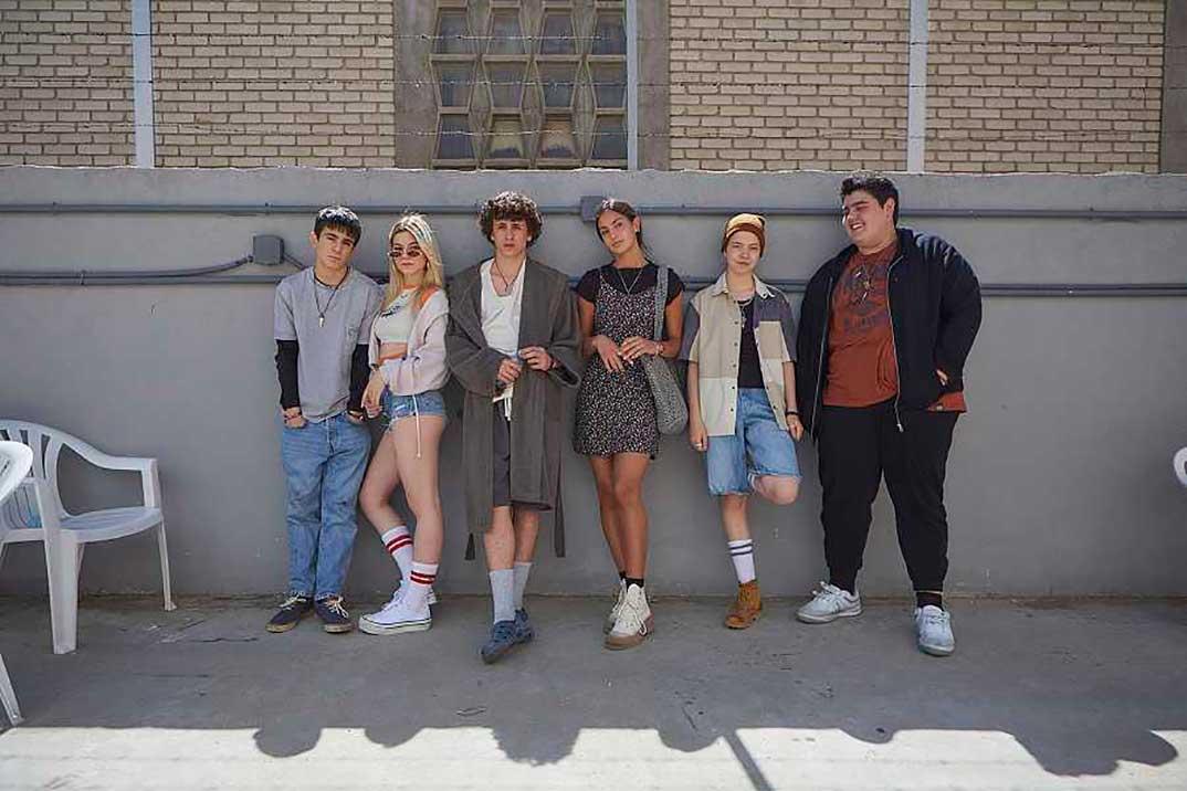 Los nuevos alumnos de HIT © RTVE/F CALVO