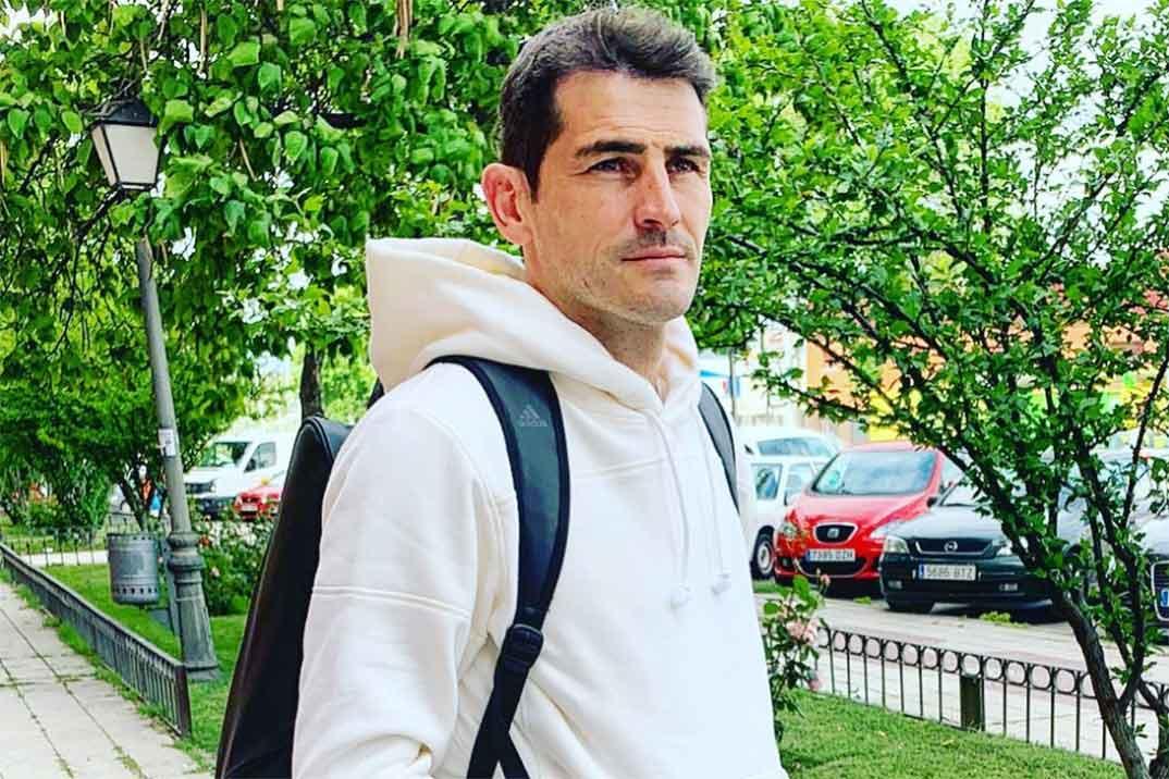 """Iker Casillas reconoce necesitar ayuda: """"Estoy agotado física y mentalmente"""""""