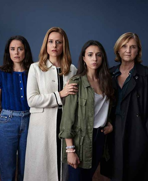 'Intimidad', la nueva serie de Netflix protagonizada por  Itziar Ituño, Emma Suárez y Verónica Echegui