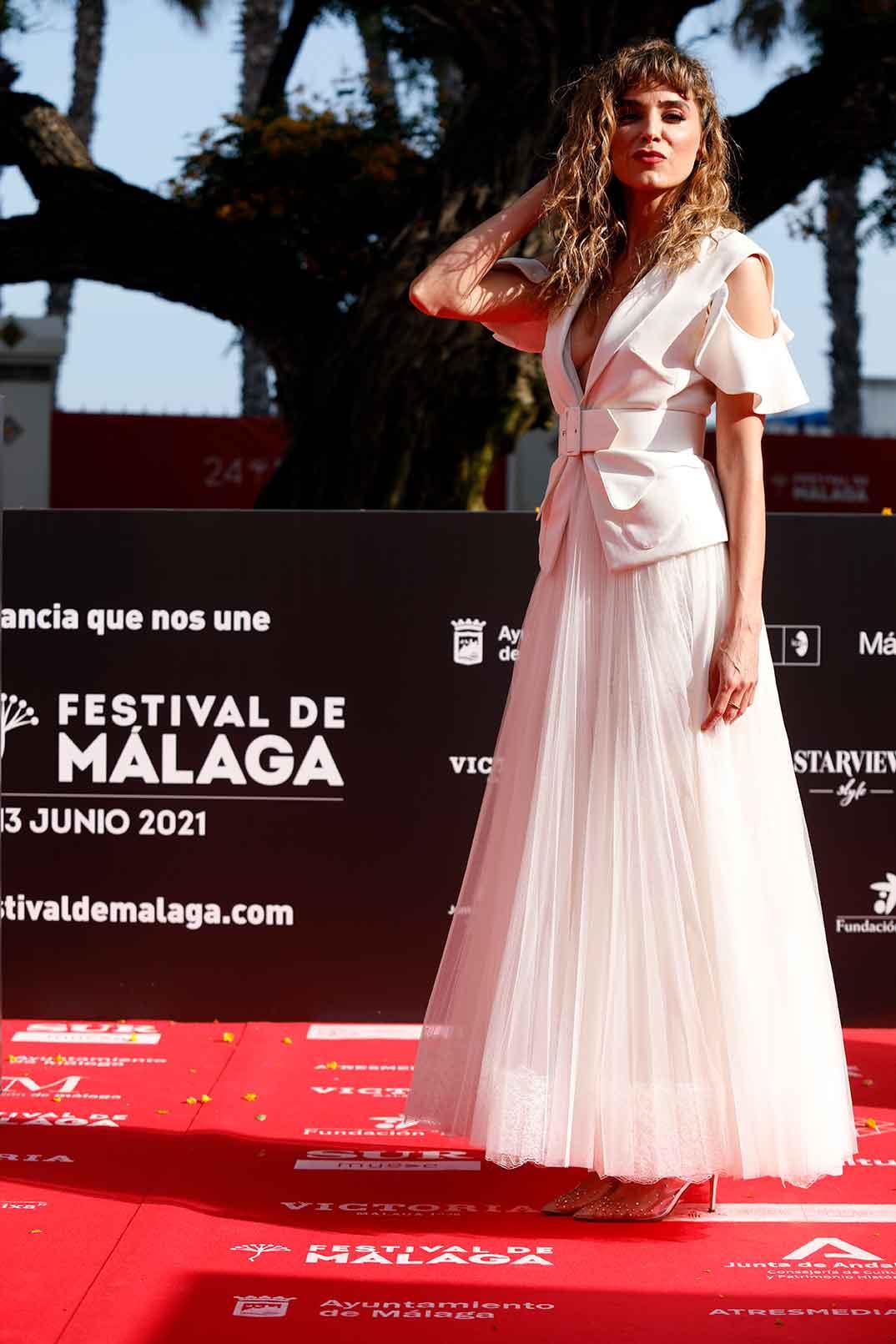 Irene Arcos - Festival Cine Málaga 2021 © Álex Zea