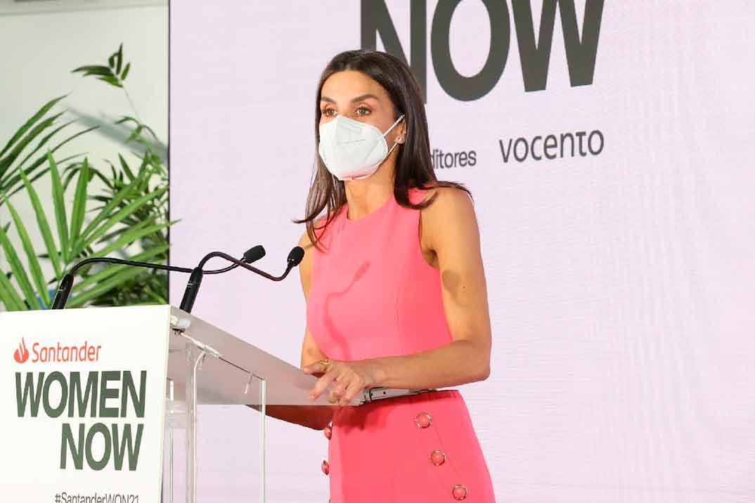La reina Letizia se suma al dolor por el asesinato de las menores de Tenerife