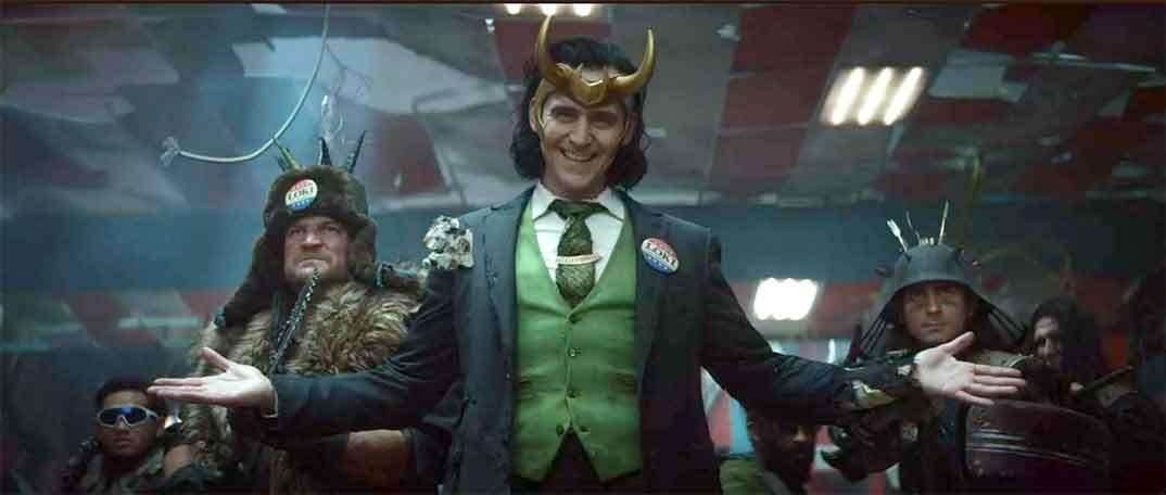 Loki © Disney +