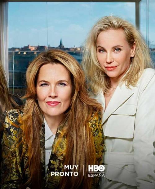 'LUST', la nueva comedia sueca protagonizada por Sofia Helin