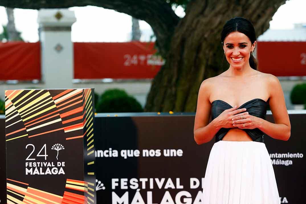 Festival de Málaga 2021: Desfile de glamour sobre la alfombra roja