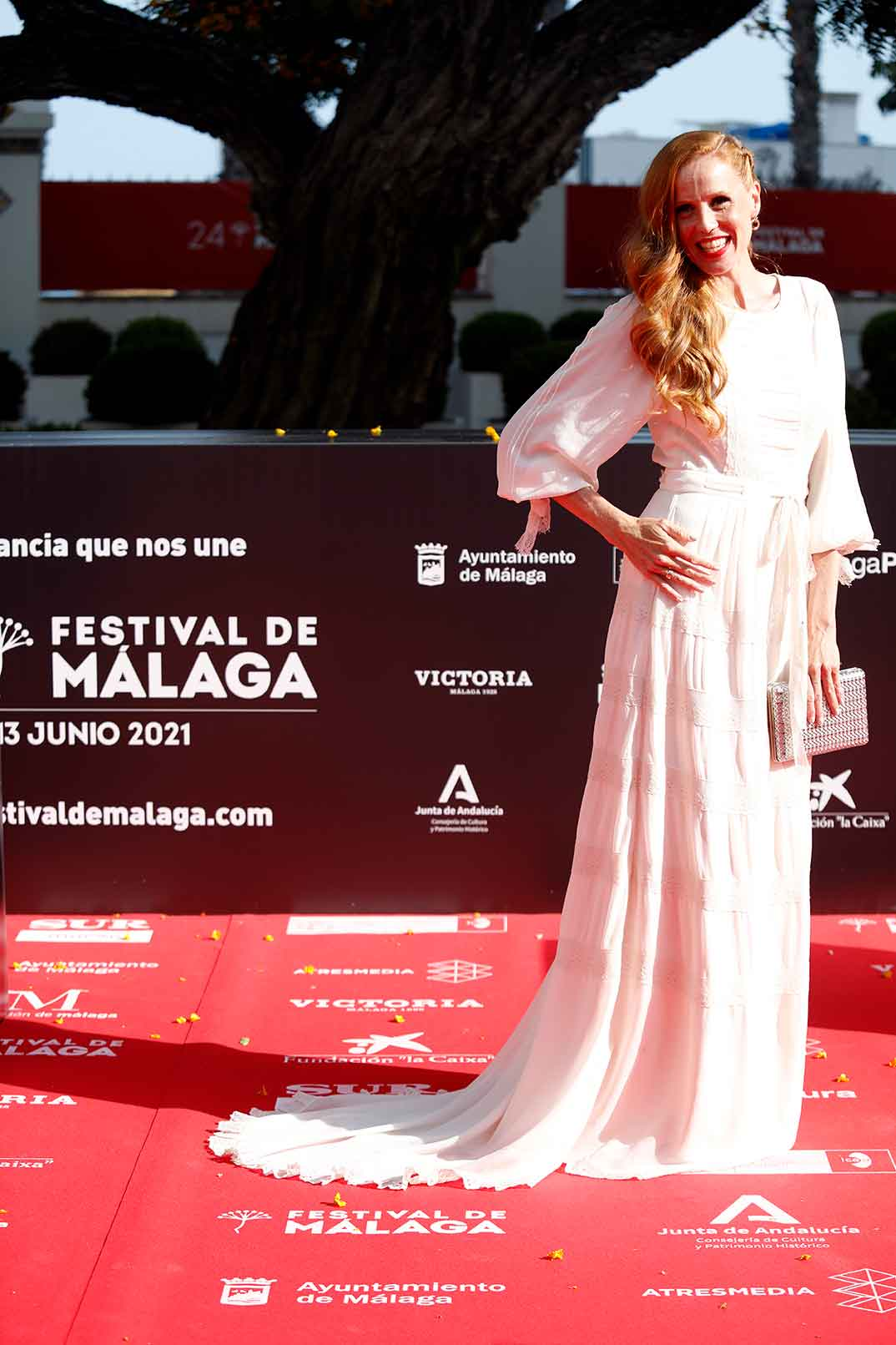 María Castro - Festival Cine Málaga 2021 © Álex Zea