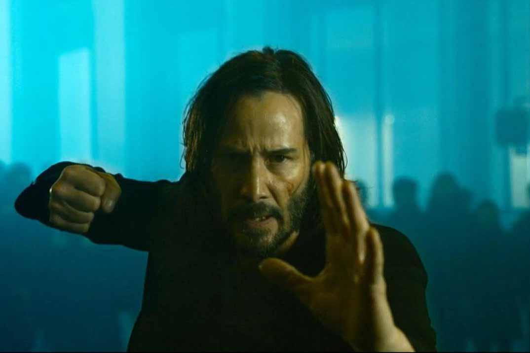 """""""Matrix 4 Resurrections"""": Fecha de estreno y Trailer del regreso de Keanu Reeves"""