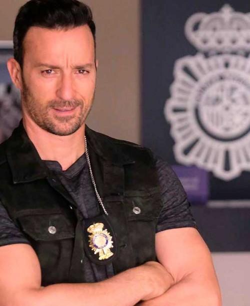 Pablo Puyol, nuevo Inspector Jefe en 'Servir y Proteger'