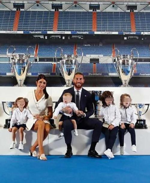 Primeras palabras de Pilar Rubio tras la despedida de Sergio Ramos del Real Madrid