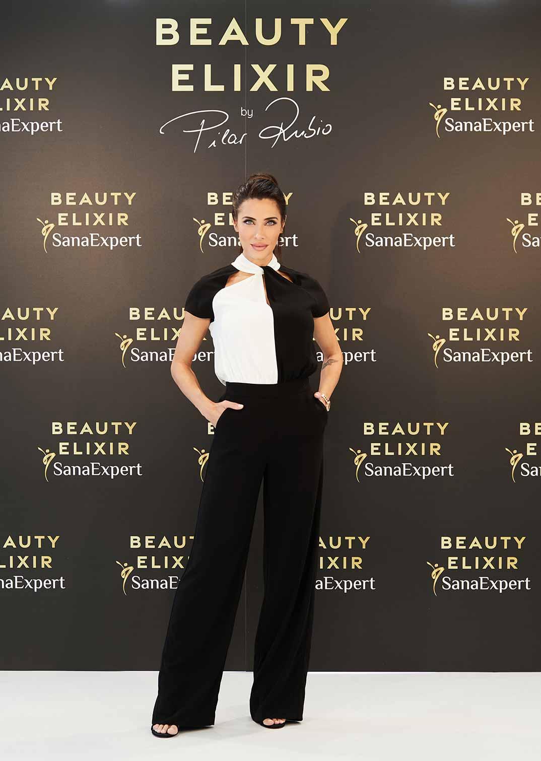 Pilar Rubio - Beauty Elixir SanaExpert