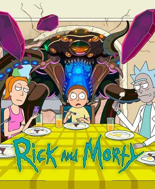 'Rick y Morty' – Estreno de la Quinta Temporada