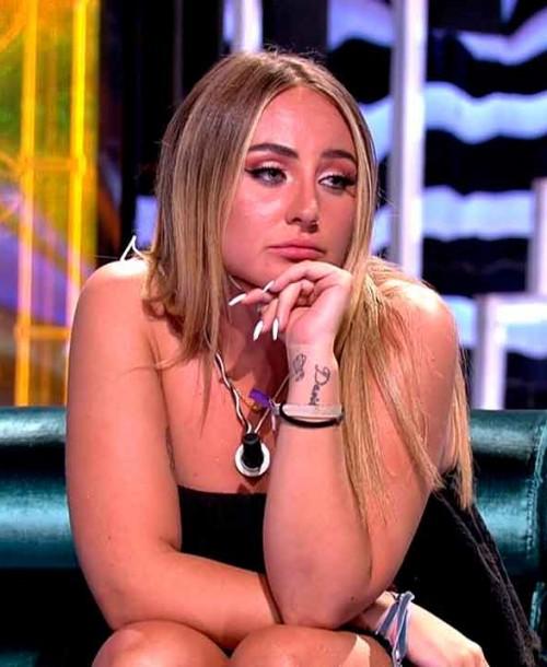 """Rocío Flores se derrumba en el plató de 'Supervivientes': """"La familia es lo más importante"""""""