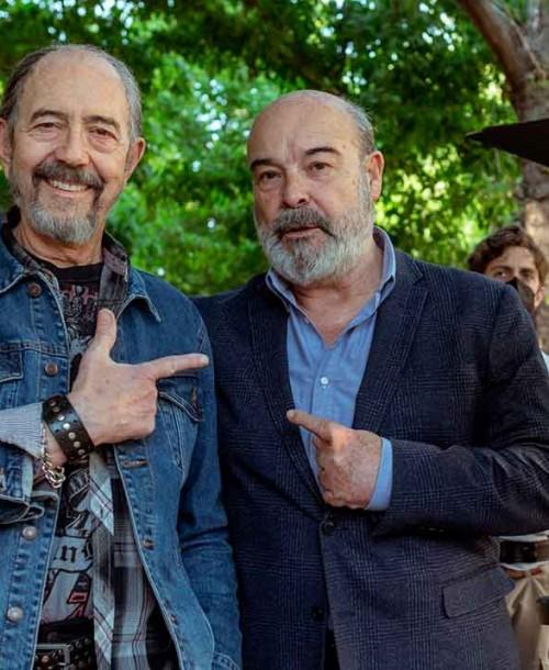 'Sentimos las molestias', protagonizada por Miguel Rellán y Antonio Resines