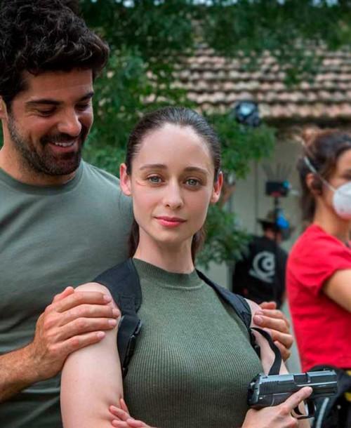 'Sequía', protagonizada por Elena Rivera, Rodolfo Sancho y Miguel Ángel Muñoz
