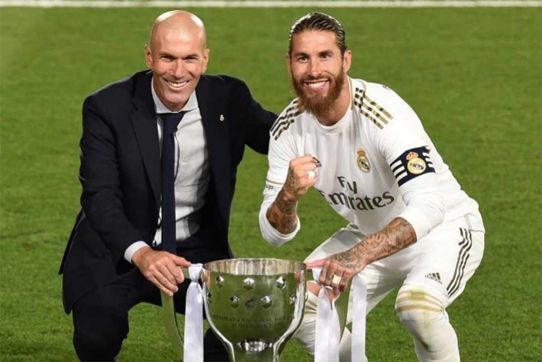 Ya es oficial: Sergio Ramos abandona el Real Madrid