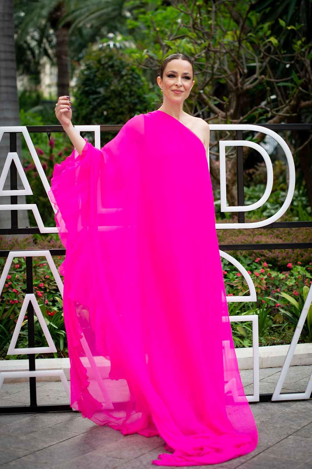 Silvia Abascal - Festival Málaga 2021 © Ana Belén Fernández