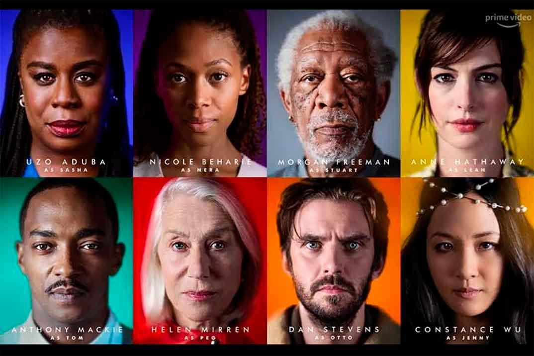 'Solos', con Morgan Freeman, Anne Hathaway y Helen Mirren – Estreno en Amazon Prime