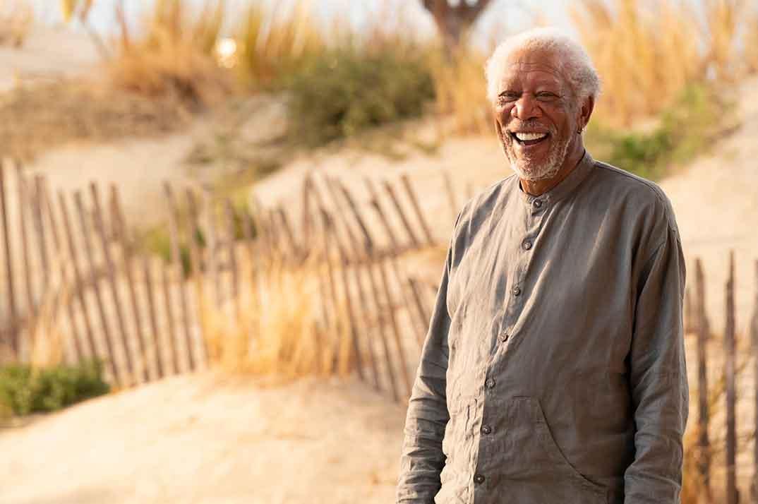 Morgan Freeman - Solos © Amazon Prime Video