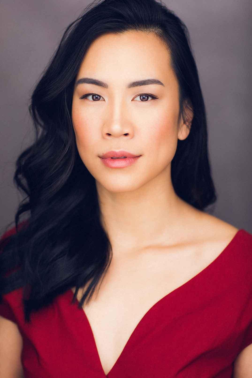 Regina Ting Chen - Stranger Things © Netflix