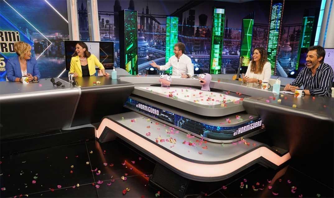 Tamara Falcó - El Hormiguero © Antena 3