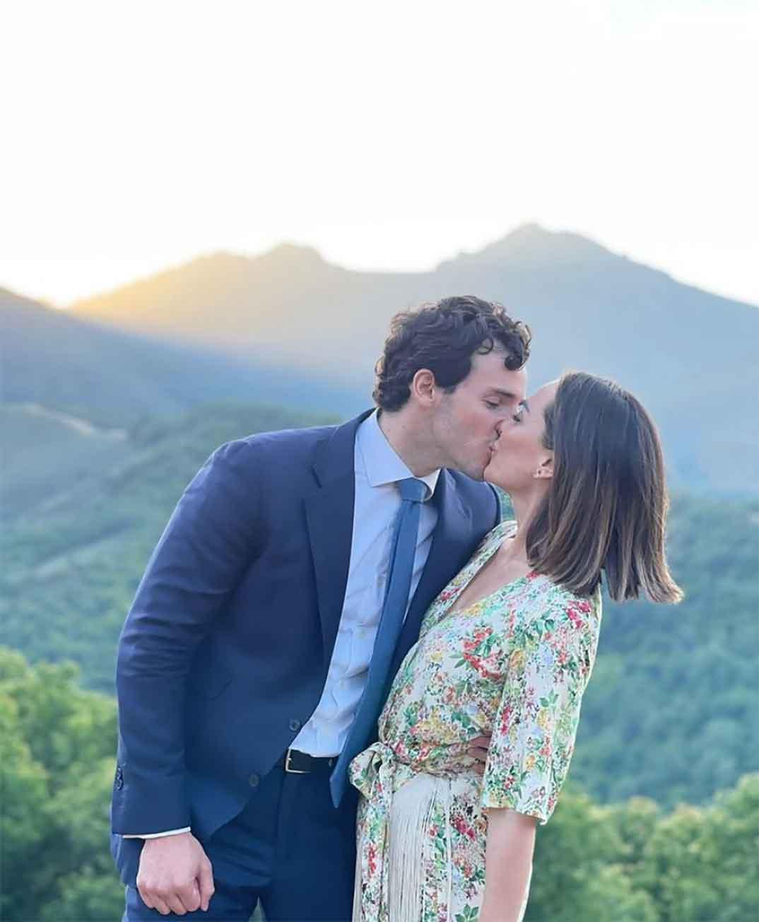 Tamara Falcó e Íñigo Onieva © Instagram