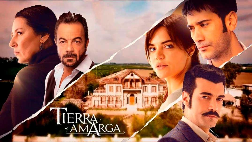 Tierra amarga © Antena 3