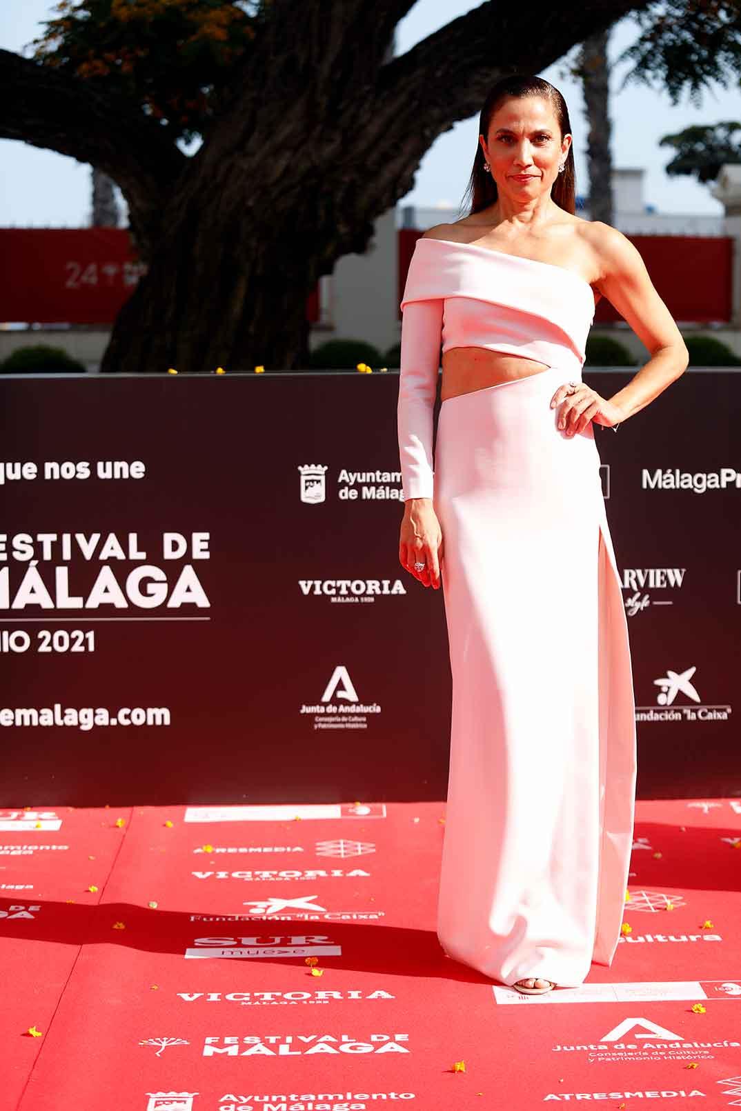 Toni Acosta - Festival Cine Málaga 2021 © Álex Zea