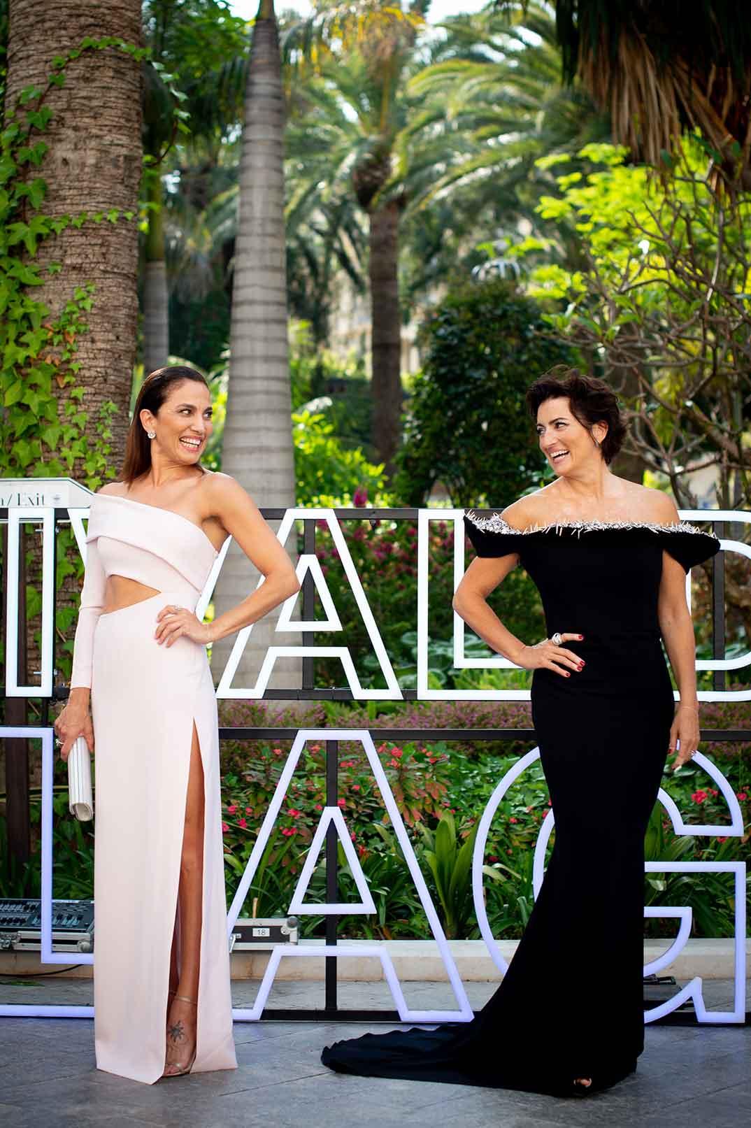Toni Acosta y Silvia Abril - Festival Cine Málaga 2021 © Ana Belén Fernández