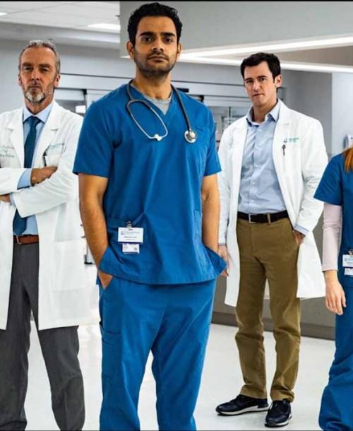 """""""Trasplant"""" – El nuevo drama médico se estrena en AXN"""