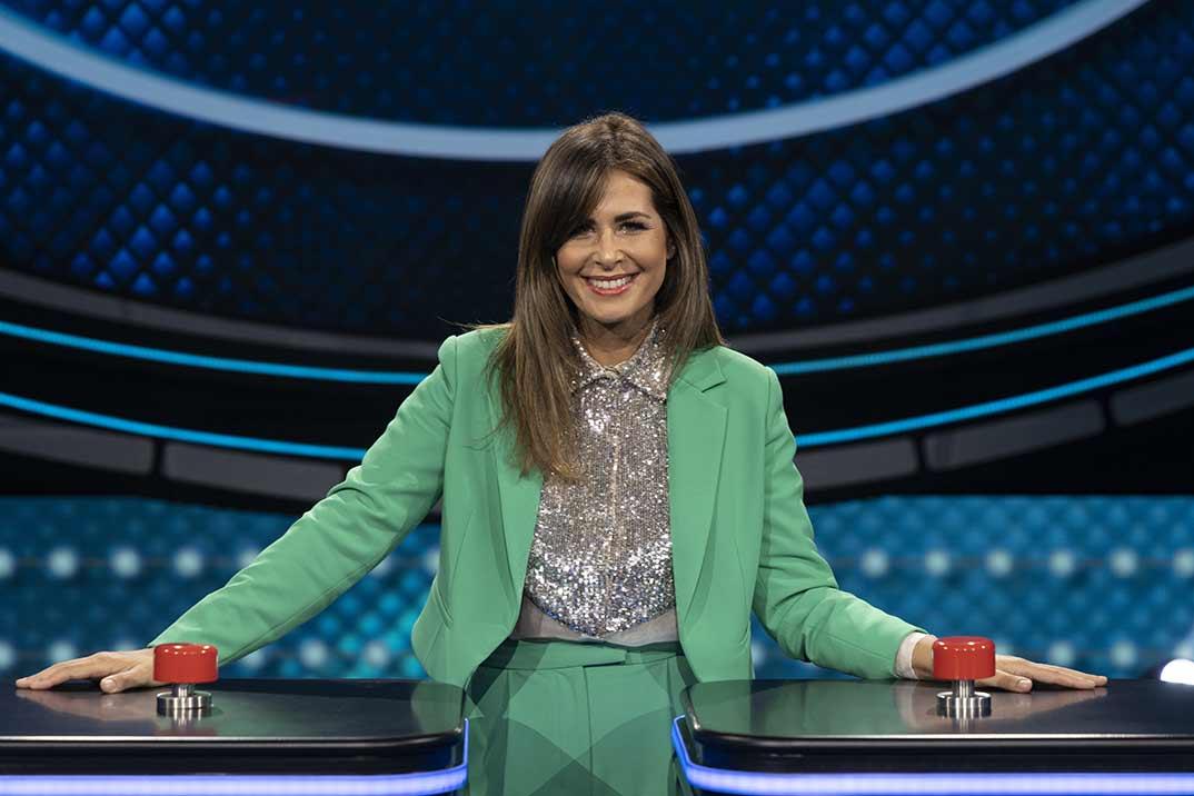 'Family Feud: la batalla de los famosos', con Nuria Roca, estreno en Antena 3