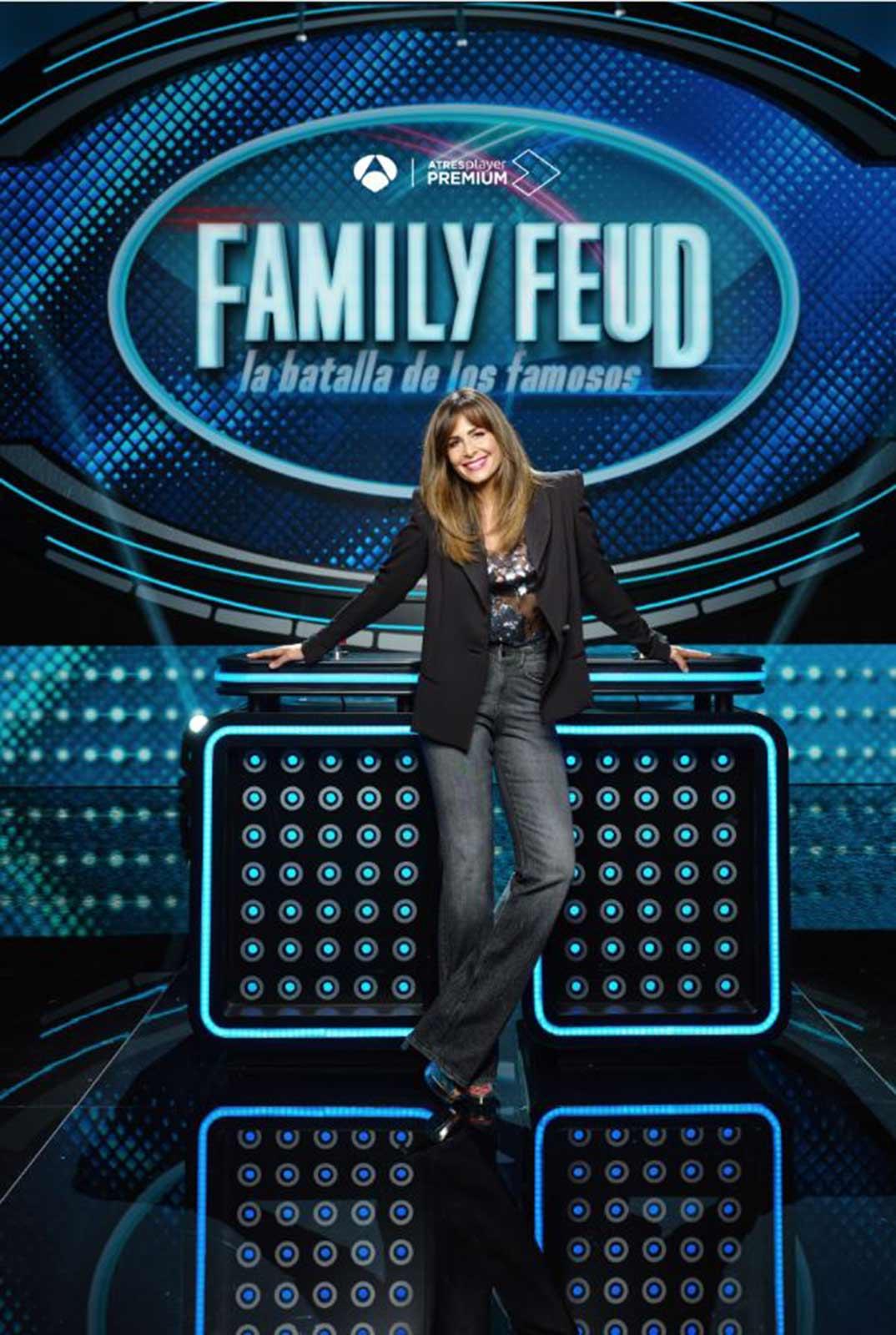 Nuria Roca - Family Feud: la batalla de los famosos © Antena 3