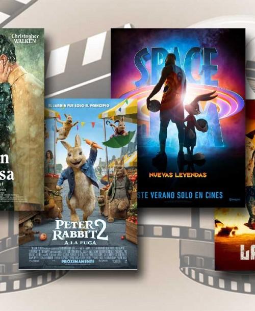 Estrenos de Cine de la Semana…16 de Julio 2021